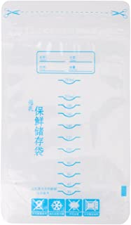 Bolsas de almacenamiento de leche materna, 250 ml, bolsa de