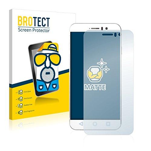 BROTECT 2X Entspiegelungs-Schutzfolie kompatibel mit Jiayu S4 Bildschirmschutz-Folie Matt, Anti-Reflex, Anti-Fingerprint