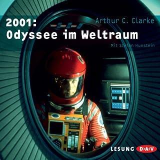 2001 Odyssee im Weltraum Titelbild
