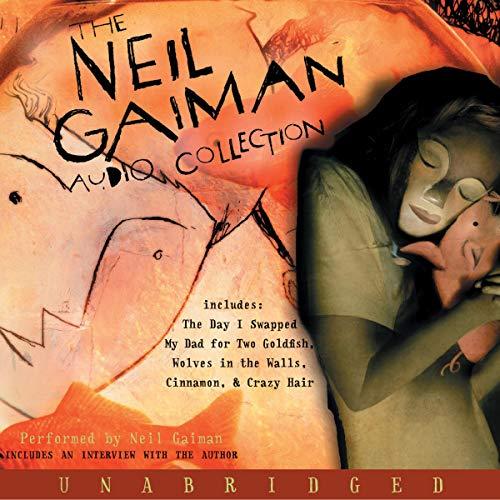 The Neil Gaiman Audio Collection cover art