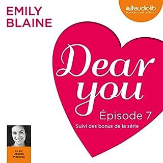 Couverture de Dear you 7. Suivi des bonus de la série