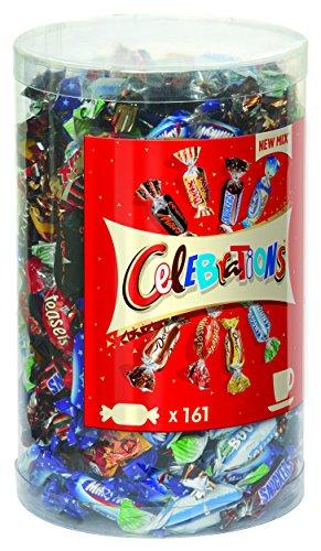 1,435 Kilo Chocolade Celebrations Silo