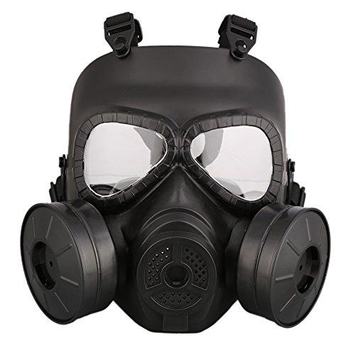 Aesy Máscara de Gas, Deportes Al Aire Libre Completo