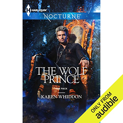The Wolf Prince audiobook cover art