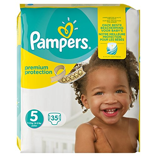 Pampers 81687008 Premium Protection windeln, weiß