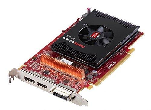 Sapphire 100-505842 AMD FirePro W5000 Grafikkarte (2 GB, GDDR5, Dual DP/DVI-I, PCI-Express)
