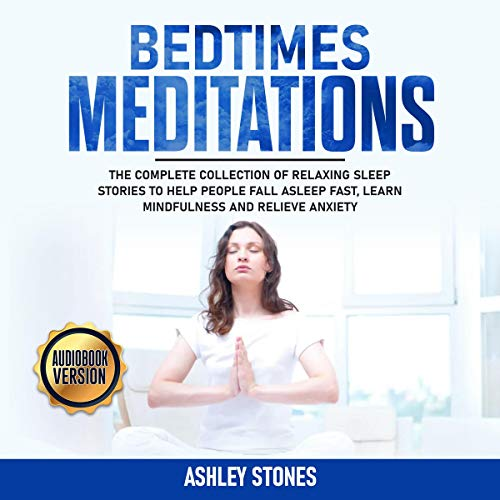 Bedtimes Meditations cover art