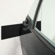 kwmobile-Protector-de-Espuma-para-Pared-de-Garaje-Set-de-4-Protectores-para-Puerta-de-Coche-Parachoques-40-x-12-x-15-CM-en-Negro