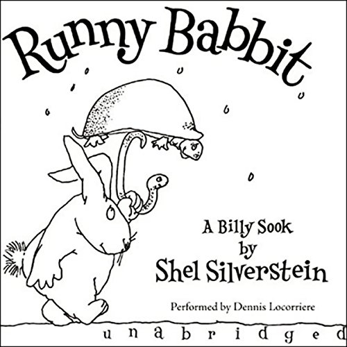 Runny Babbit audiobook cover art