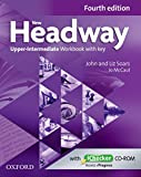 New Headway: Upper-Intermediate Fourth Edition. Workbook + iChecker with Key: A new digital era for the world's most trusted English course (New Headway Fourth Edition) - John Soars