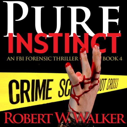 Pure Instinct audiobook cover art