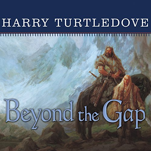 Beyond the Gap audiobook cover art