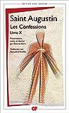 Les Confessions, Livre X - Format Kindle - 4,49 €
