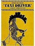 Leinwand Poster Retro Poster - Taxifahrer Poster Robert De