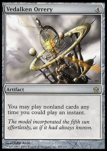 Magic: the Gathering - Vedalken Orrery - Fifth Dawn