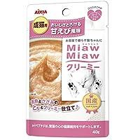 キャットマム (catMOM) クリーミー 甘えび風味 40g