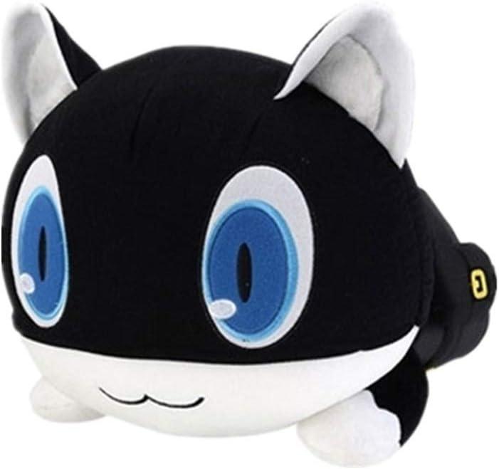DIAOD Nashville-Davidson Mall Persona 5 The Animation Sale Special Price Plush cat A Morgana Mona Black Toy