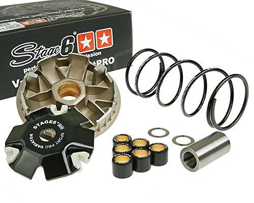 Variomatik STAGE6 Sport Pro für Speedfight 2 50cc, TGB Akros, Bullet, R50X, Hook, Laser