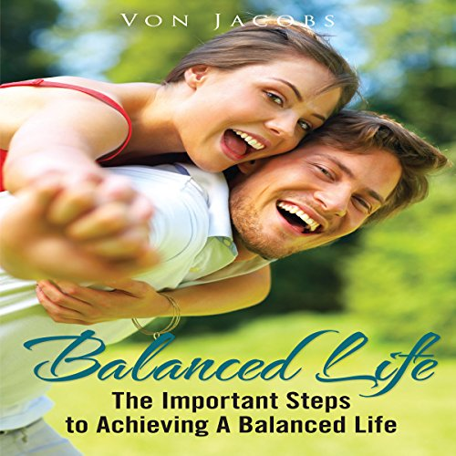 Balanced Life audiobook cover art