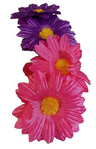 Fille/Femme Fleur Cheveux élastiques Bandeau – Lots cadeaux de fête/Noël