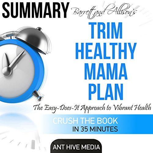 Summary: Barrett & Allison's Trim Healthy Mama Plan audiobook cover art