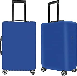 Suitcase Cover Protectors For Fenbo/&Four 20 22 24 26 28 30 Inch Luggage Cover for Wheeled Suitcase Luggage Protector Case PVC Baggage Cover Suitcase Protective Cover