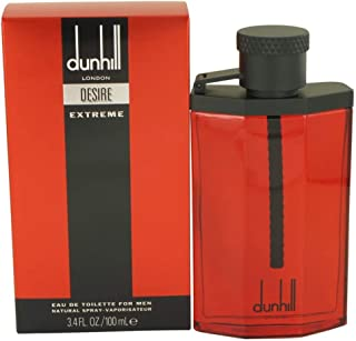 Alfred Dunhill Desire Red Extreme for Men 100ml Eau de Toilette Spray