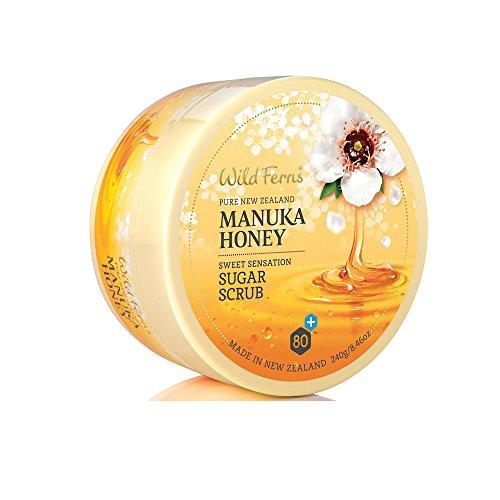 Wild Ferns Manuka Honey Sugar Scrub