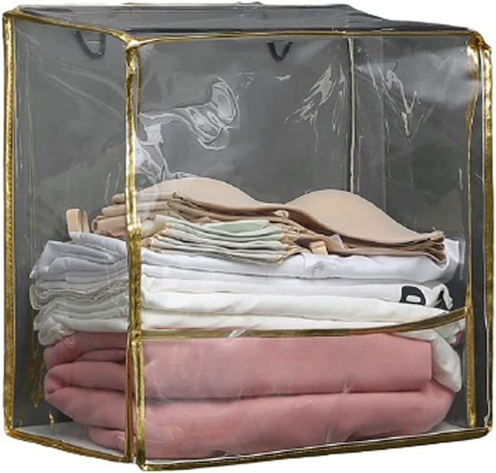 alyf Hanging Organizer Bag with Large Ho Opening Price reduction large release sale Dust-Proof Pocket Clear
