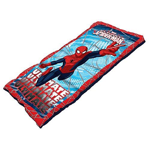 Spiderman Youth Schlafsack mit 2.0-Pound Füllen, 28x 142° cm Brechstange