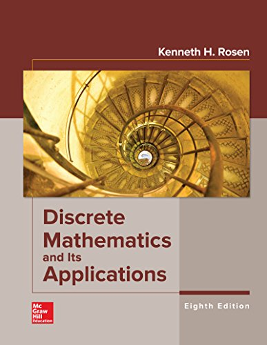 Discrete Mathematics and Its Applications (English Edition)