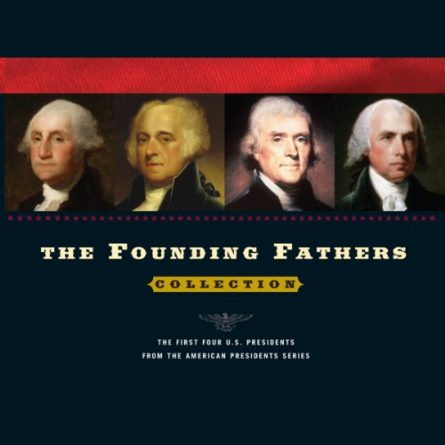 The Founding Fathers audiobook cover art
