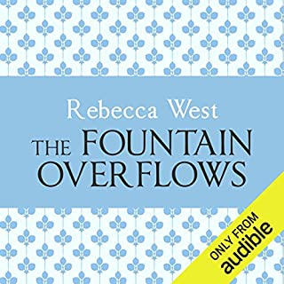 The Fountain Overflows cover art