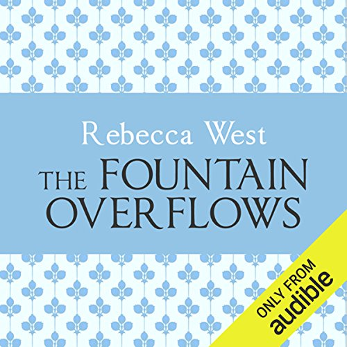 The Fountain Overflows audiobook cover art