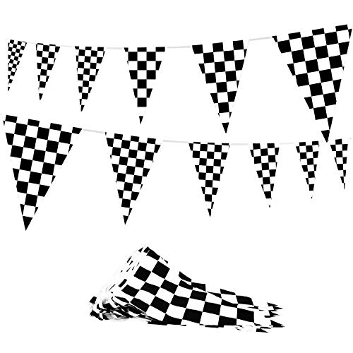 Racing Party Favors U S Toy 12 Pack Checkered Flag Bandanas