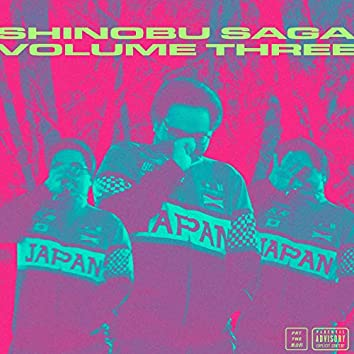 Shinobu Saga, Vol. 3