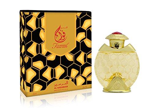 Al Haramain Perfumes Fawah Aceite de perfume, paquete de 1