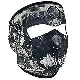 Zanheadgear WNFM110 Sprocket Skull Adult/Unisex Face Masks