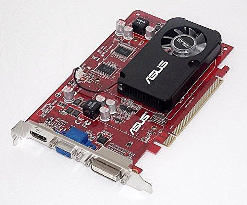 ASUS EAH4650/DI/512MD2/un ATI Radeon HD 4650512MB GDDR2de 128bits PCI Express 2.0x16HDCP Dual-Link Crossfire tarjeta de vídeo w/HDMI, DVI, D-Sub