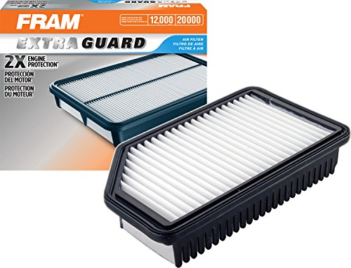 Fram Extra Guard Air Filter, CA11206 for Select Hyundai and Kia Vehicles