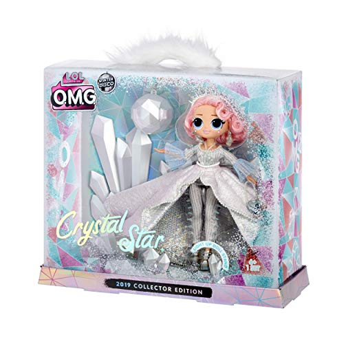 [(L.O.L. サプライズ) L.O.L. Surprise!] [L.O.L. Surprise! O.M.G. Crystal Star 2019 Collector Edition ...