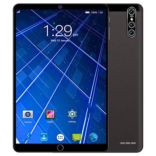 CYY Tableta Android 5.1,Pantalla IPS Full HD de 10 '',1 GB RAM y 16 GB de Almacenamiento,Cámaras Dual y Dual SIM,Tableta PC con WiFi Bluetooth GPS,Procesador Octa-Core(Azul)
