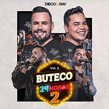 Buteco 24 Horas 2 (Ao Vivo / Vol. 2)