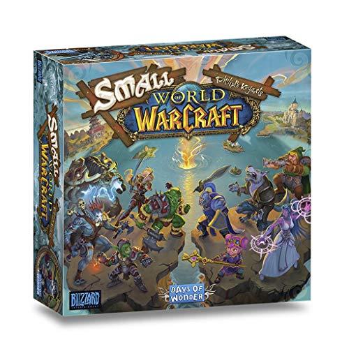 Days of Wonder Small World of Warcraft - ¡La Guerra por Azeroth ha comenzado! (DOWSW16ES)