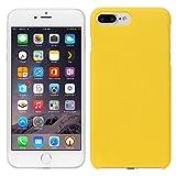 「Breeze-正規品」iPhone ・ スマホケース ポリカーボネイト [Yellow] アイフォン8 プラス&アイフォン7 プラス 兼用 iPhone8 plus iPhone7 plus ハードケース [iPhone8 plus iPhone7 plus]