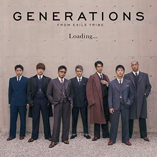 【初回生産分】Loading…(CD+DVD)(シリアルペラ封入)