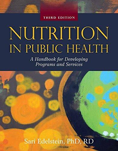 Nutrition in Public Health