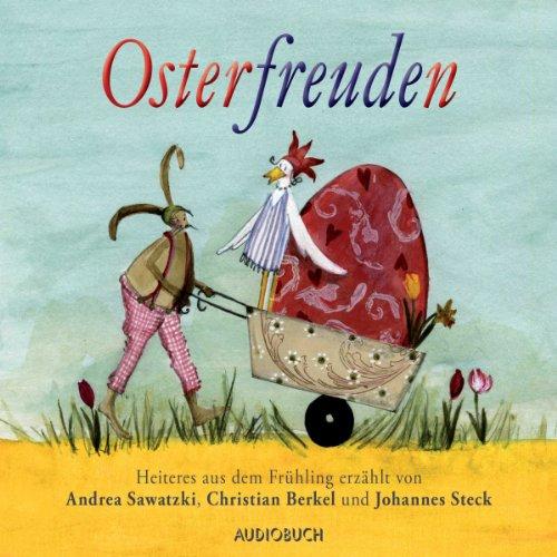 Osterfreuden audiobook cover art