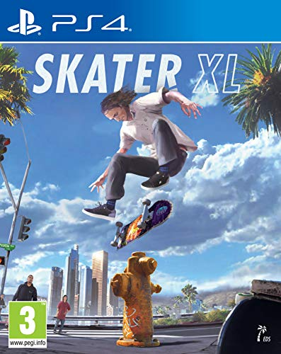 Skater XL (Playstation 4) [PEGI-AT]