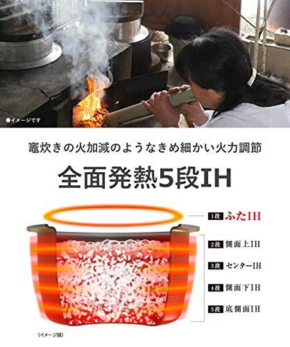 パナソニック『IHジャー炊飯器(SR-HX109)』